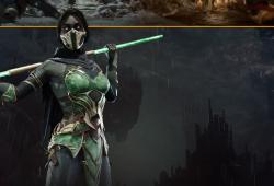 Personagens Mortal Kombat 11