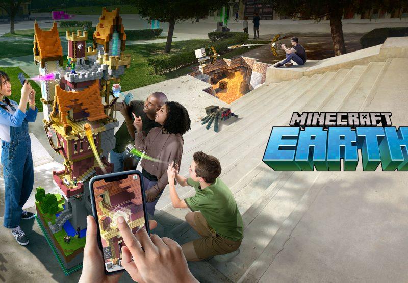 minecraft-earth