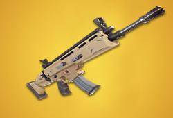 Gold scar