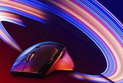 como funciona o mouse óptico